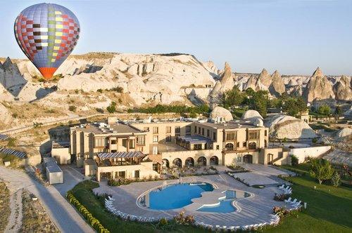 Тур в Tourist Hotel & Resort Cappadocia 4☆ Турция, Каппадокия