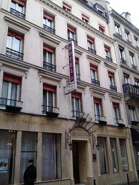 Гарячий тур в St. George Lafayette Hotel 2☆ Франція, Париж
