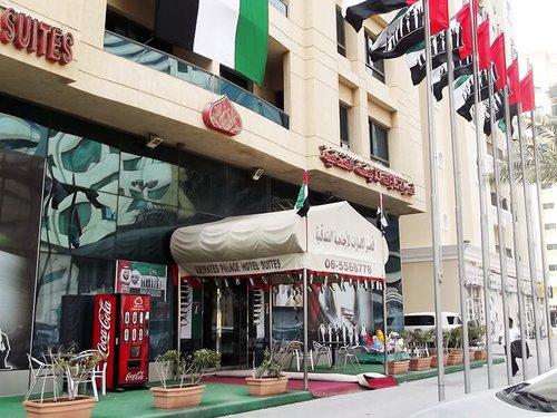 Тур в Emirates Palace Hotel Suites 3☆ ОАЕ, Шарджа