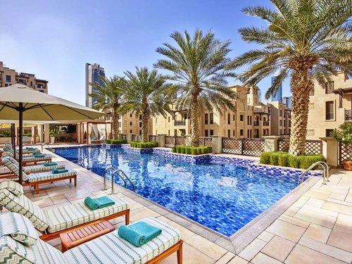 Тур в Manzil Downtown Dubai 4☆ ОАЭ, Дубай