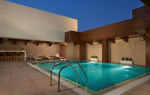 Тур в Hyatt Place Dubai Baniyas Square 4☆ ОАЕ, Дубай