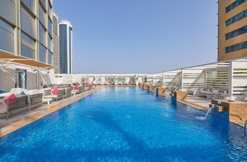Тур в Media One Hotel 4☆ ОАЕ, Дубай