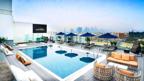 Гарячий тур в The Canvas Hotel Dubai MGallery By Sofitel 5☆ ОАЕ, Дубай