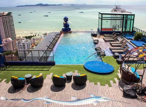 Тур в Siam@Siam Design Hotel Pattaya 4☆ Таїланд, Паттайя