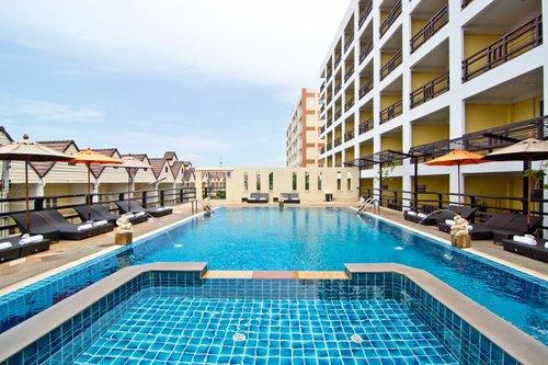Гарячий тур в Golden Sea Pattaya Hotel 3☆ Таїланд, Паттайя