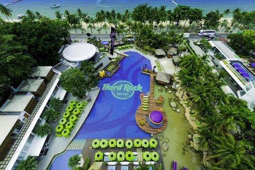 Тур в Hard Rock Hotel 4☆ Таиланд, Паттайя