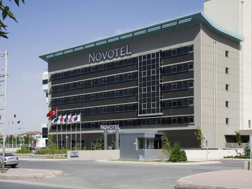 Тур в Novotel Kayseri 4☆ Туреччина, Ерджієс