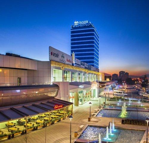 Тур в Ommer Hotel Kayseri 5☆ Туреччина, Ерджієс