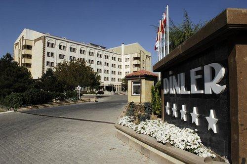 Тур в Dinler Hotels Urgup 5☆ Туреччина, Каппадокія