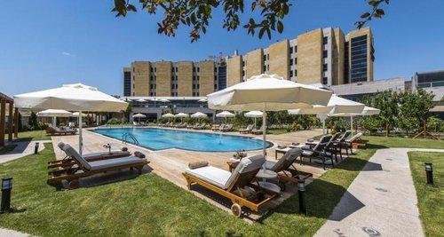 Тур в DoubleTree By Hilton Avanos Cappadocia 5☆ Турция, Каппадокия