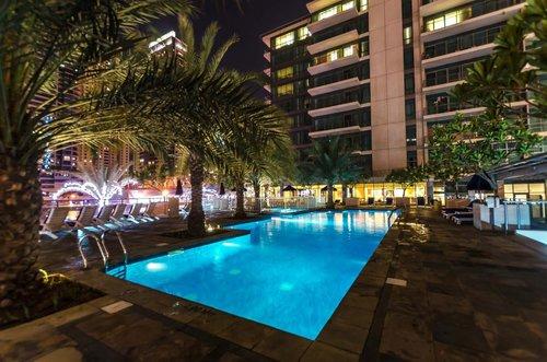 Тур в Nuran Serviced Residences 4☆ ОАЭ, Дубай