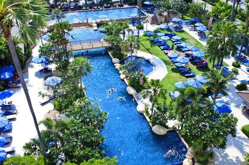 Тур в Jomtien Palm Beach Hotel & Resort 4☆ Таиланд, Паттайя