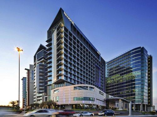 Тур в Novotel Abu Dhabi Al Bustan Hotel 4☆ ОАЕ, Абу Дабі