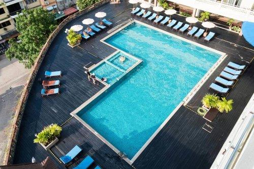 Горящий тур в Jomtien Thani Hotel 3☆ Таиланд, Паттайя