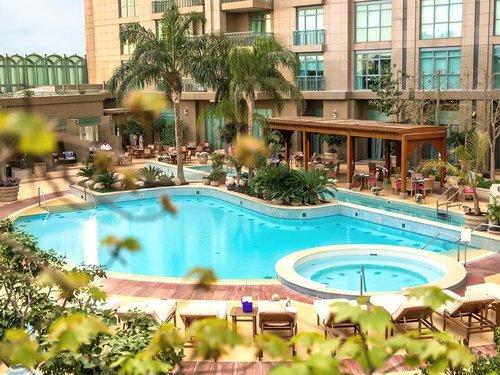 Гарячий тур в Four Seasons Hotel Cairo at Nile Plaza 5☆ Єгипет, Каїр