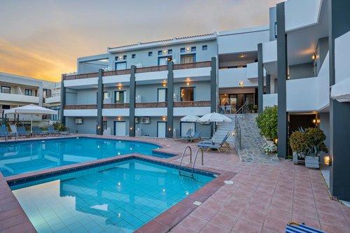 Тур в Yacinthos Hotel Apartments 2☆ Греція, о. Крит - Ретимно
