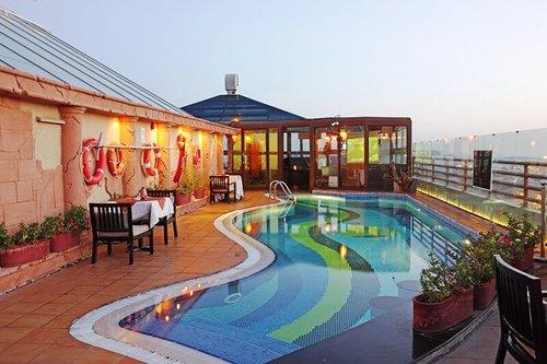 Тур в Sea View Hotel 4☆ ОАЕ, Дубай