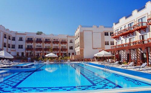 Тур в Falcon Naama Star Hotel 3☆ Египет, Шарм эль Шейх