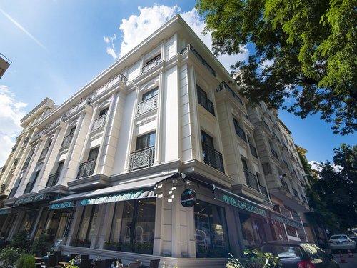 Тур в Antusa Palace Hotel & Spa 4☆ Турция, Стамбул