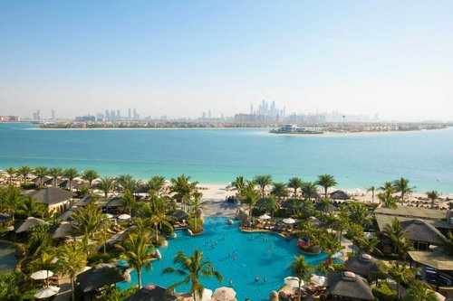 Тур в Sofitel Dubai The Palm Resort & Spa 5☆ ОАЭ, Дубай