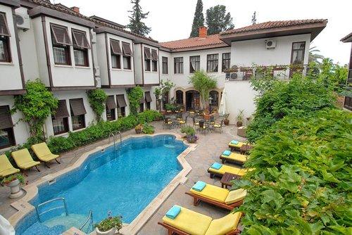 Тур в Aspen Hotel 4☆ Туреччина, Анталія