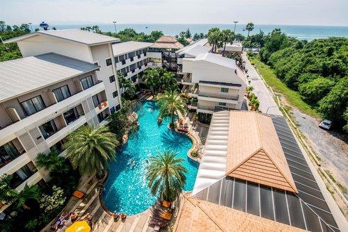 Тур в Sea Breeze Jomtien Resort 3☆ Таиланд, Паттайя