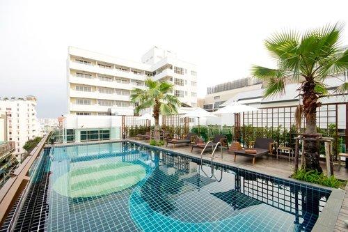 Тур в Sunshine Hotel & Residences 3☆ Таиланд, Паттайя