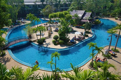 Тур в The Green Park Resort 3☆ Таиланд, Паттайя