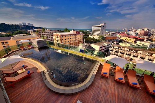 Тур в The Sun Xclusive 3☆ Таиланд, Паттайя