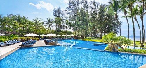 Тур в Dusit Thani Krabi Beach Resort 5☆ Таиланд, Краби