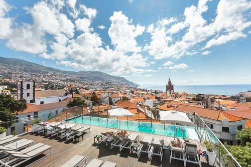 Тур в Castanheiro Boutique Hotel 4☆ Португалия, о. Мадейра