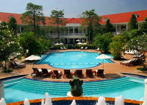 Тур в Centara Grand Beach Resort & Villas Hua Hin 5☆ Таїланд, Ча-Ам & Хуа Хін