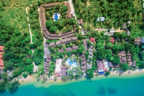 Тур в Paradise Beach Resort 4☆ Таиланд, о. Самуи