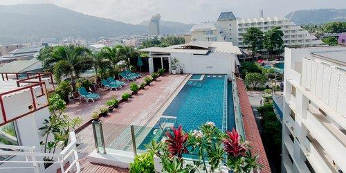 Тур в Aspery Hotel 3☆ Таїланд, о. Пхукет