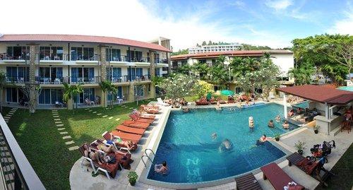 Гарячий тур в Baan Karon Resort 3☆ Таїланд, о. Пхукет