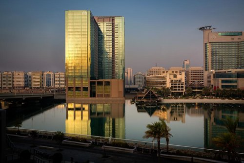 Тур в Beach Rotana Residences 5☆ ОАЭ, Абу Даби