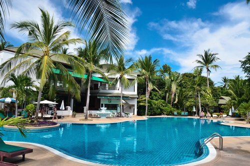 Тур в First Bungalow Beach Resort 3☆ Таїланд, о. Самуї