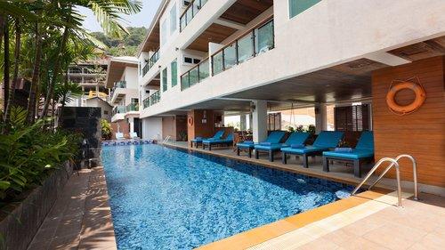 Тур в Baramee Resortel 3☆ Таїланд, о. Пхукет