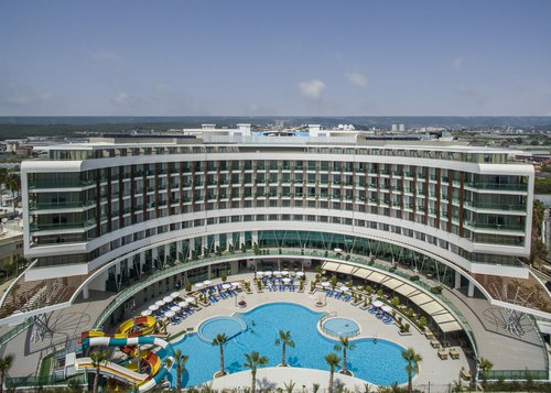 Тур в Xoria Deluxe Hotel 5☆ Турция, Алания