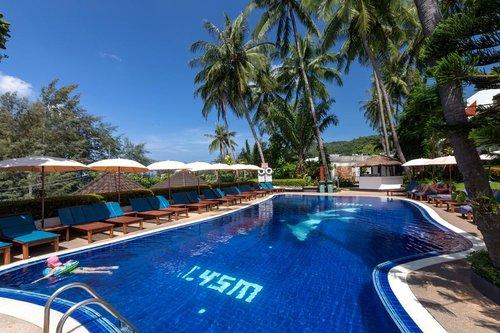 Тур в Best Western Phuket Ocean Resort 3☆ Таиланд, о. Пхукет