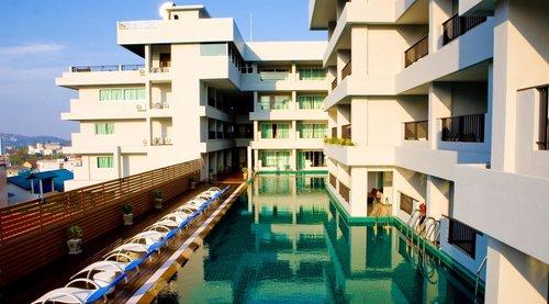 Гарячий тур в Casa Del M Patong Beach 4☆ Таїланд, о. Пхукет