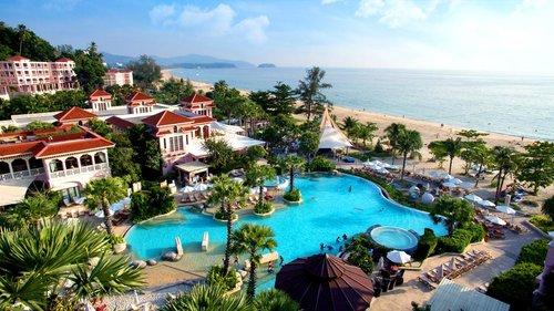 Тур в Centara Grand Beach Resort Phuket 5☆ Таїланд, о. Пхукет