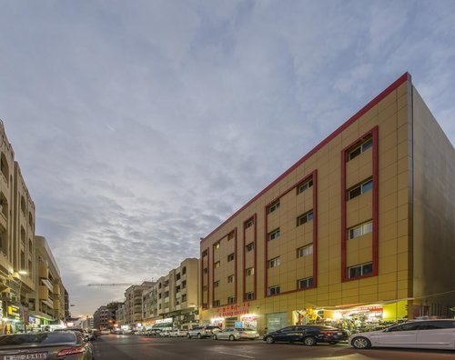 Тур в Al Farej Hotel 3☆ ОАЕ, Дубай