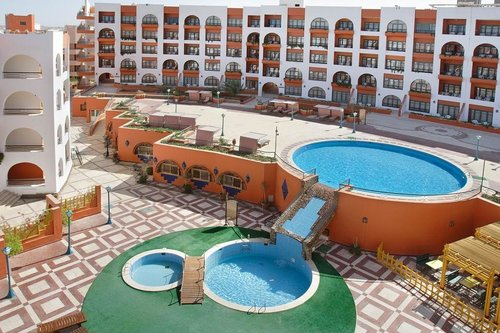Тур в Sunny Days Mirette Family Apartments & Resort 3☆ Египет, Хургада