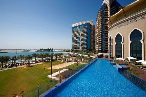 Тур в Bab Al Qasr Hotel & Residences 5☆ ОАЕ, Абу Дабі