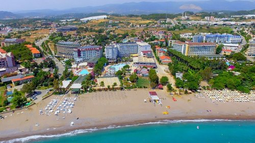 Тур в Meridia Beach Hotel 5☆ Турция, Алания