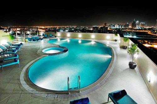 Тур в Elite Byblos Hotel 5☆ ОАЕ, Дубай