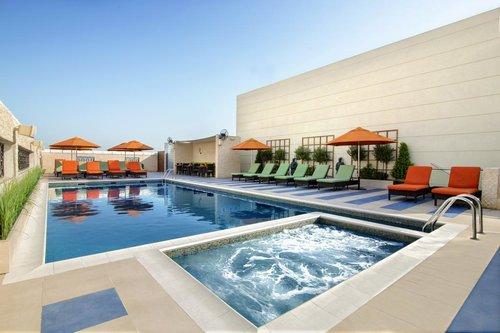 Тур в Cosmopolitan Hotel 4☆ ОАЭ, Дубай