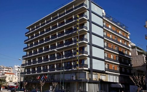 Гарячий тур в Best Western Candia Hotel 3☆ Греція, Афіни