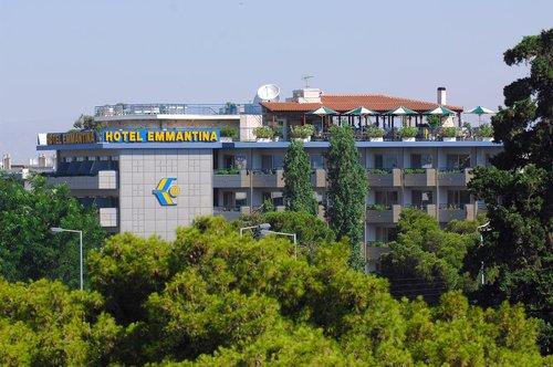 Тур в Emmantina Hotel 4☆ Греція, Афіни